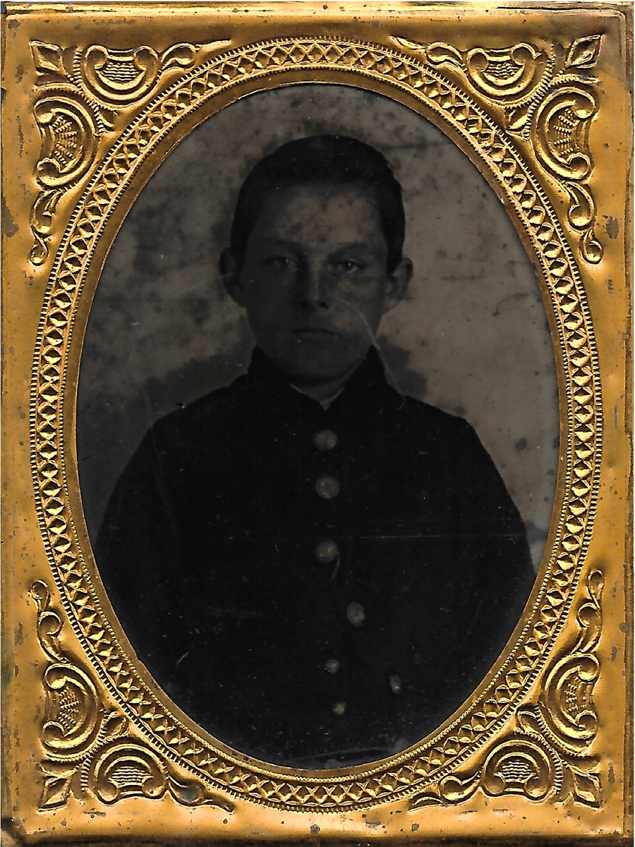 Military Images - South Carolina Young Confederate - #5446